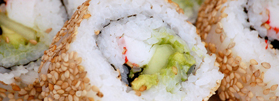 California inside-out maki