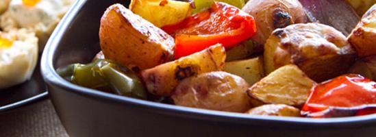 Brunch kartofler