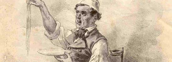Pastaens historie