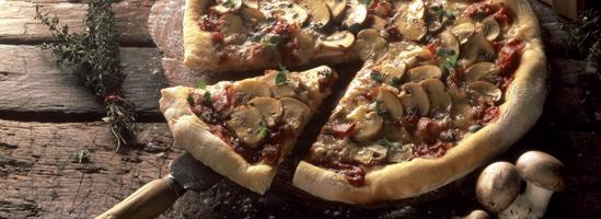 Pizzaens historie