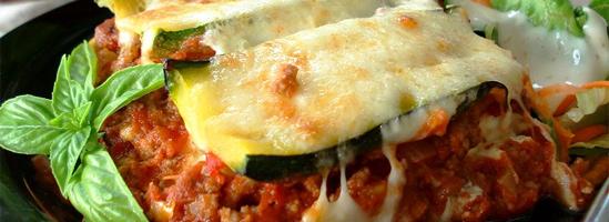Sund lasagne