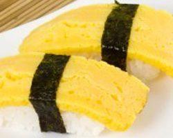 Tamago nigiri