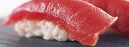 Nigiri med tun